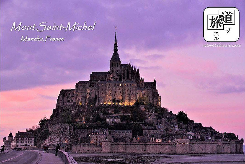 mon-saint-michel-france-letter1